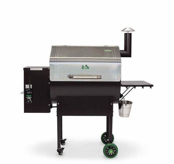 Grill na Pellet. GMG Wifi  Daniel Boone SS