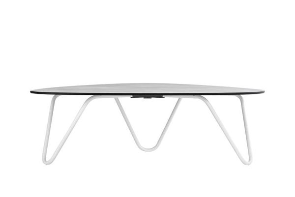Stolik Lafuma COCOON LOW TABLE PRIVILAGE Ciment (light grey) LFM2979-9292